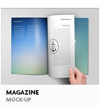 Square Magazine Mock-Up - 10