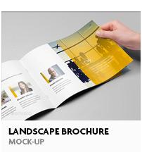 Square Magazine Mock-Up - 5